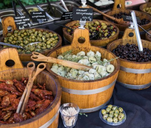 Olives & More